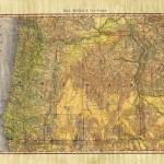 Wagon Roads of Oregon