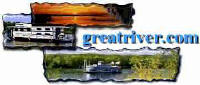 greatriver.com is the HOME PAGE for the Mississippi River since 1995. Contact us by phoning 888-255-7726.  Great River Publishing, W987 Cedar Valley Road, Stoddard, WI  54658