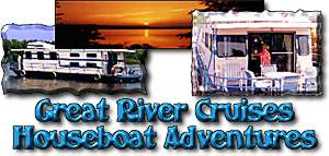 Enjoy a vacation on the Mississippi River--Great River Cruises!