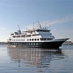 The Spirit of Glacier Bay will be renamed the Spirit of America and sale the Mississippi River, the St. Lawrence Seaway and the Great Lakes... starting in 2011.