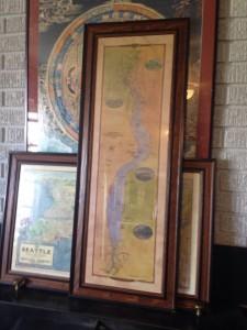 framed lake pepin