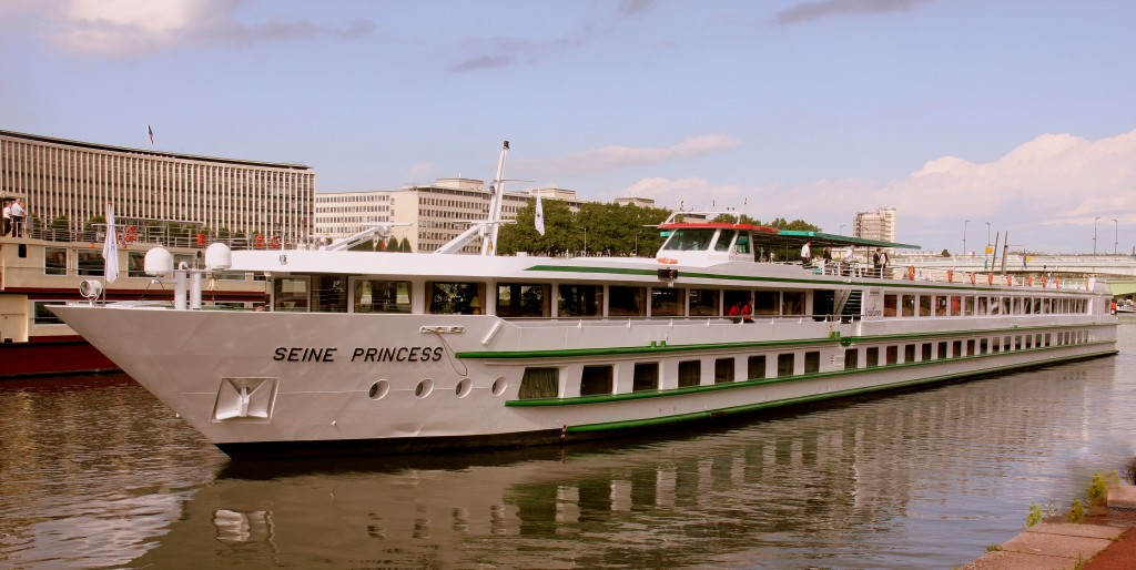 Cruising The Seine River With CroisiEurope  Ramblin39 On