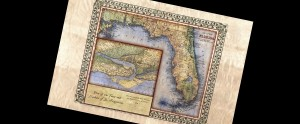 FLorida Historic maps 2015 shows