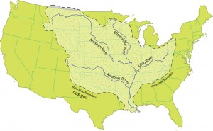NPS.gov watershed tributaries